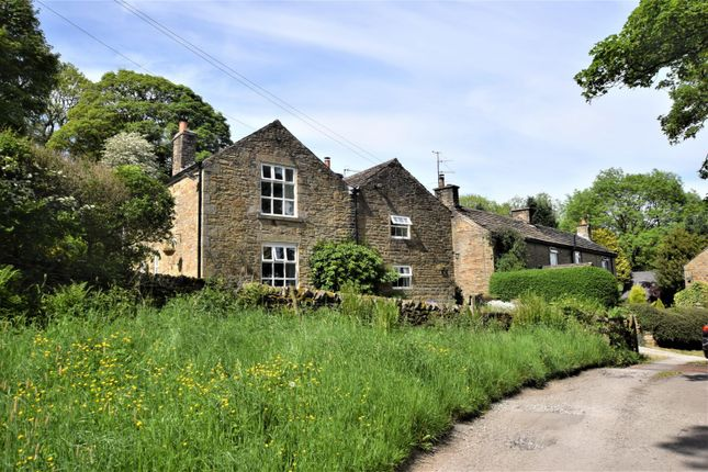 Thumbnail Detached house for sale in Stubbins Lane, Chinley, High Peak