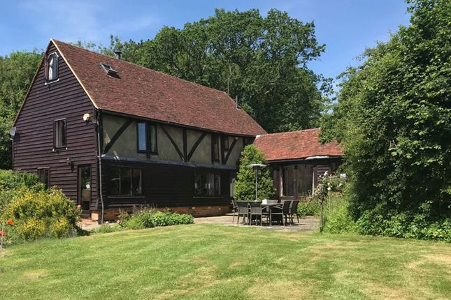 Thumbnail Barn conversion to rent in Maypole Lane, Goudhurst, Cranbrook