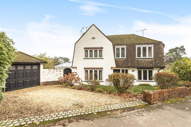 3 bed detached house for sale in Greenways, Sandhurst, Berkshire GU47