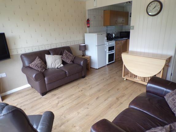 Lounge/Diner of Glan Gwna Estate, Llanbeblig, Caeathro, Caernarfon LL55