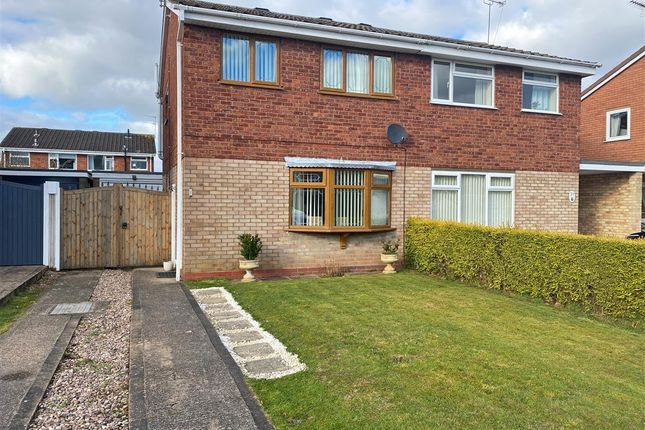 3 bed semi-detached house to rent in Glenthorne Close, Wildwood, Stafford ST17