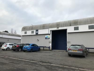 Thumbnail Light industrial to let in Unit 26, Lye Valley Industrial Estate, Bromley Street, Lye, Stourbridge, West Midlands