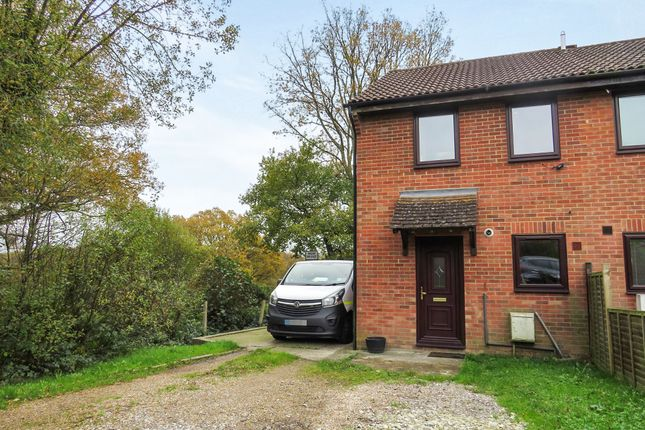 Thumbnail Semi-detached house for sale in Forest Dene, Crowborough