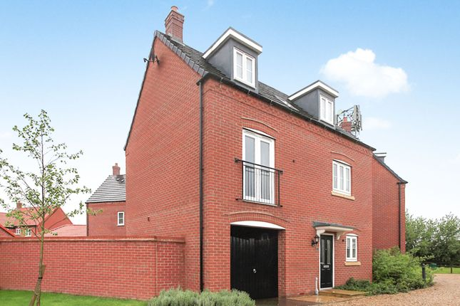 4 bed detached house for sale in Towgood Close, Helpston, Peterborough