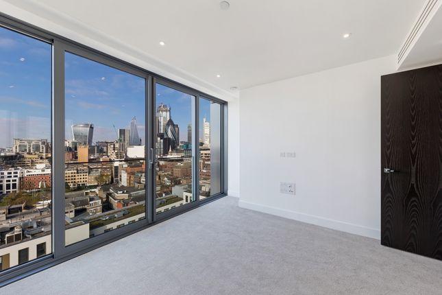 Bedroom of Perilla House, Goodmans Fields, Aldgate E1