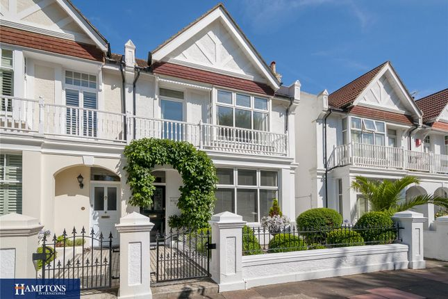 Thumbnail Semi-detached house for sale in Carlisle Road, Hove, East Sussex