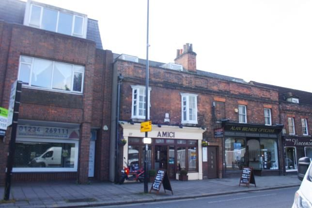 Thumbnail Flat for sale in St. Peters Street, Bedford, Bedfordshire