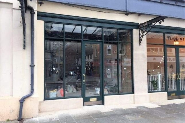 Retail premises to let in Unit 7 The Royal Buildings, Victoria Street, Derby