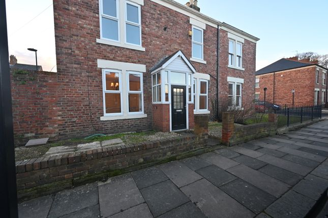 Thumbnail Semi-detached house for sale in Belle Grove West, Spital Tongues, Newcastle Upon Tyne