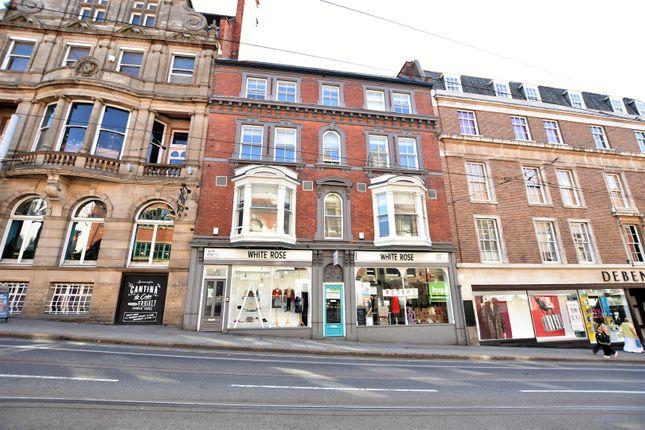 Property for sale in Market Street, Nottingham