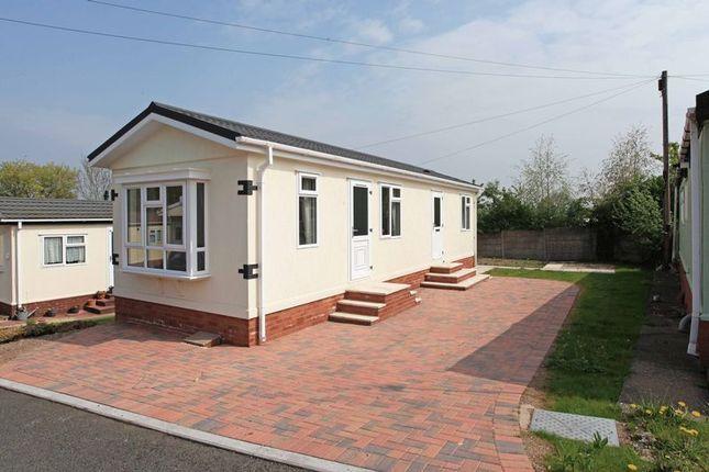 Thumbnail Detached house for sale in Four Winds Caravan Park, Broseley