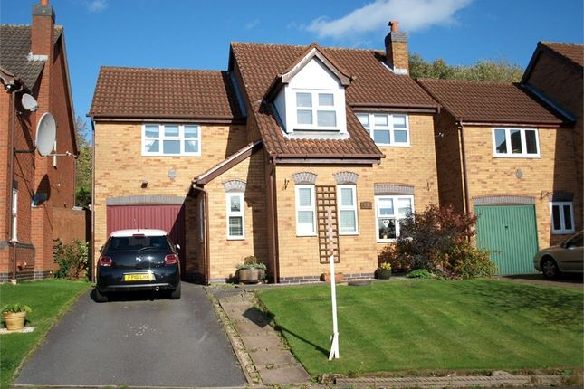 Thumbnail Detached house for sale in Wetherel Road, Stapenhill, Burton-On-Trent, Staffordshire