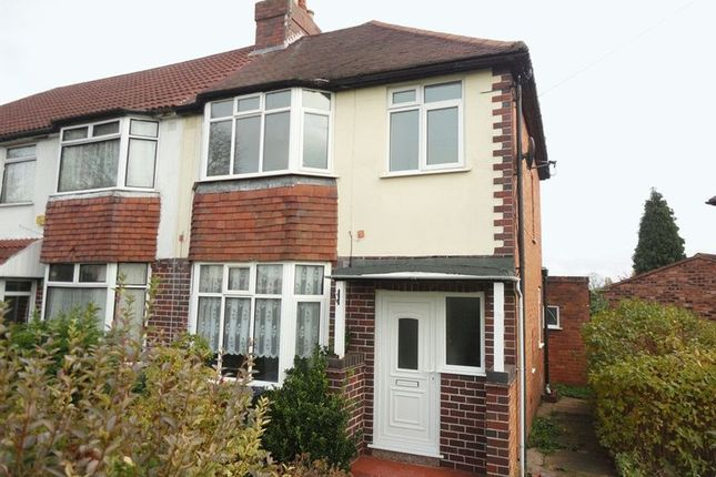 Thumbnail Semi-detached house to rent in Tresham Road, Great Barr, Birmingham