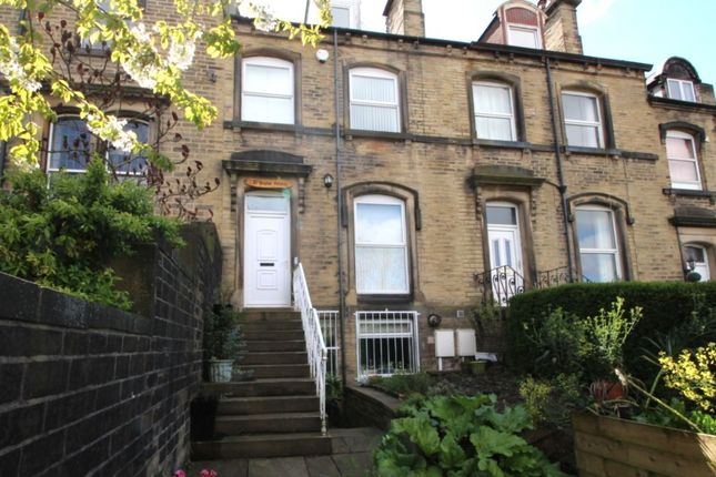 Thumbnail Terraced house for sale in Somerset Road, Almondbury, Huddersfield