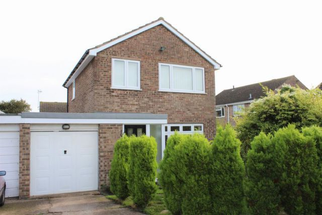 Thumbnail Detached house for sale in Smitherway, Bugbrooke, Northampton