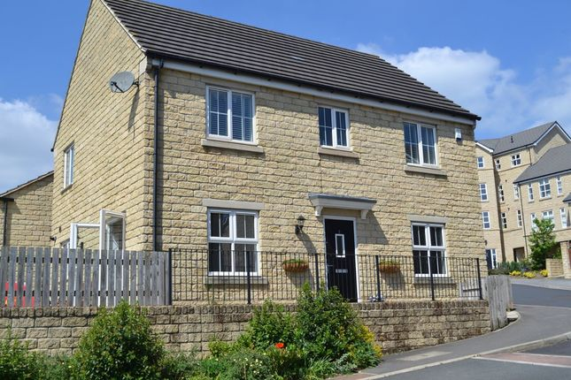 Thumbnail Detached house for sale in Rowlands Close, Thornton, Bradford