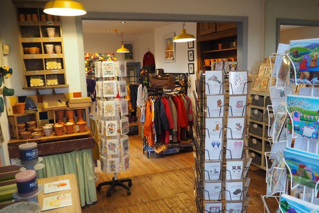 Thumbnail Retail premises for sale in Gifts & Cards BD22, Haworth, West Yorkshire