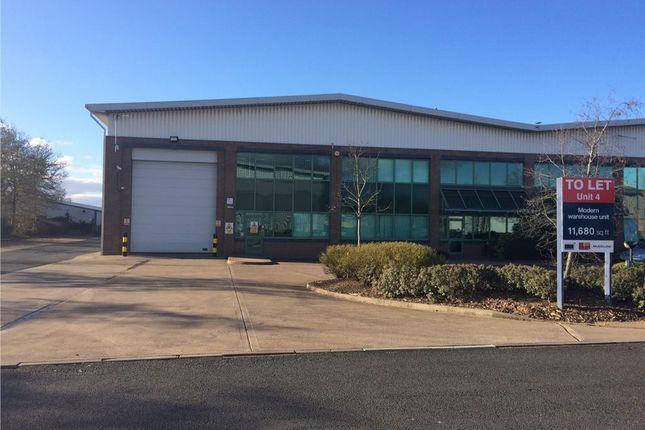 Thumbnail Warehouse to let in Unit 4 Tachbrook Link Tachbrook Park, Warwick, Warwickshire