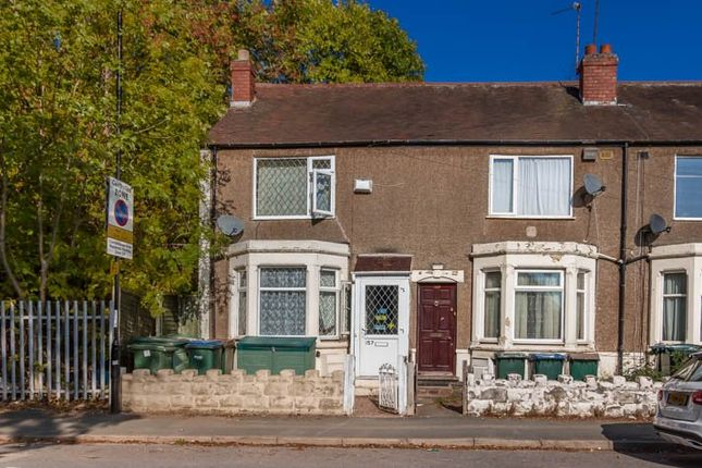 Thumbnail End terrace house for sale in Terry Road, Stoke, Coventry