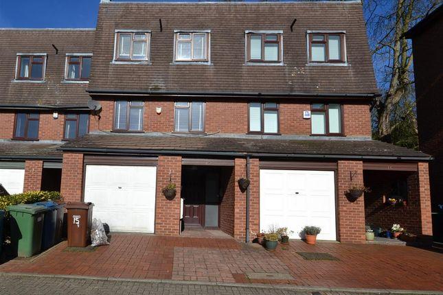 Thumbnail Terraced house to rent in Harrow Fields Gardens, Sudbury Hill, Harrow On The Hill