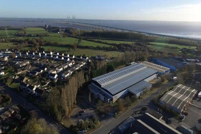Thumbnail Industrial to let in Symondscliff Way, Caldicot