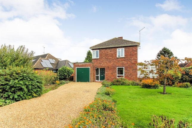Thumbnail Detached house to rent in Baker Street, Waddesdon, Aylesbury