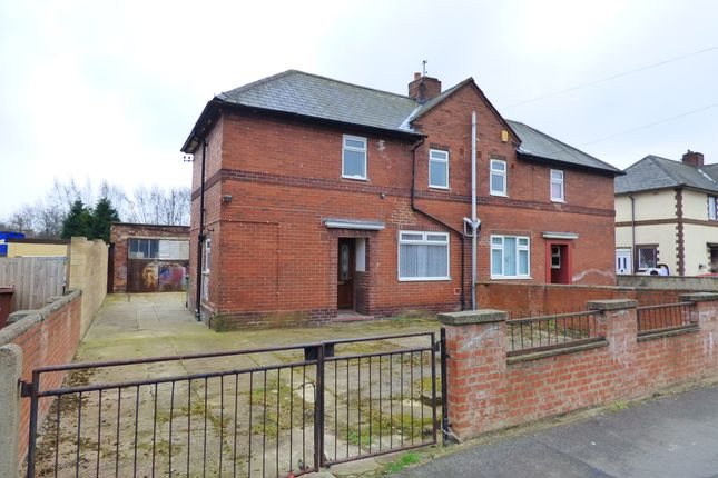 Thumbnail Semi-detached house to rent in Monkhill Drive, Pontefract