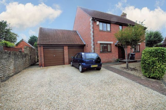 Thumbnail Detached house for sale in Malthouse Farm Close, Melksham