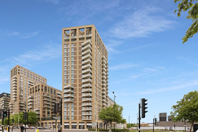 Thumbnail Flat to rent in Duncombe House, Royal Arsenal Riverside, London