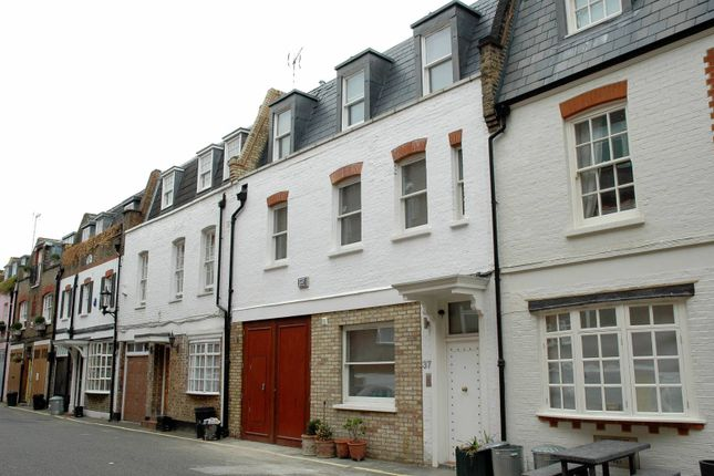 Thumbnail Property for sale in Devonshire Place Mews, Marylebone