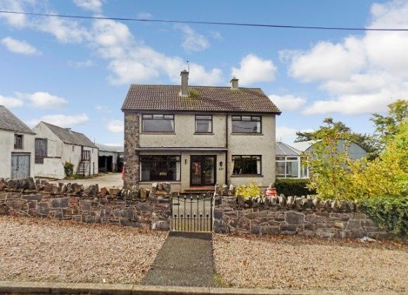 Thumbnail Detached house to rent in Dromara Road, Hillsborough