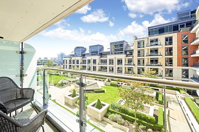 Thumbnail Flat for sale in Consort House, Lensbury Avenue, Fulham, London