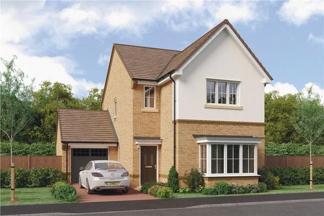 "Thumbnail Detached house for sale in ""The Esk"" at Parkside, Hebburn"