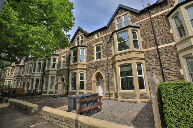 Thumbnail Terraced house for sale in Richmond Road, Roath, Cardiff