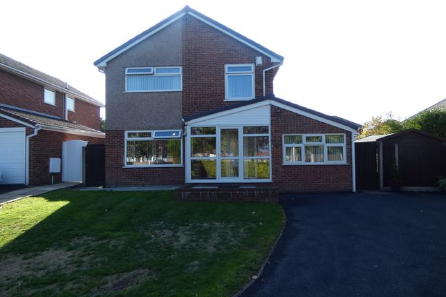 Thumbnail Detached house for sale in Cornel Way, Liverpool