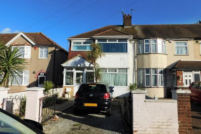 Thumbnail Terraced house for sale in Derwent Road, Southall