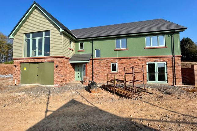 Thumbnail Detached house for sale in Broomfallen Road, Scotby, Carlisle