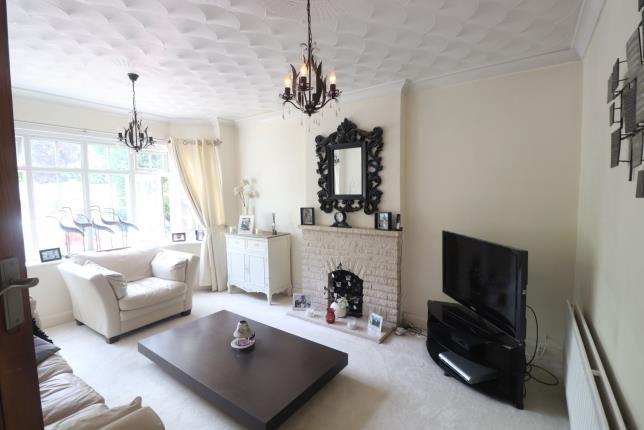 Lounge of Buxton Lane, Caterham, Surrey, . CR3