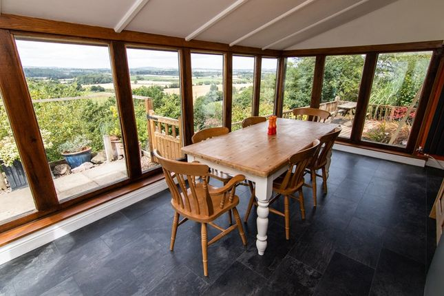 Thumbnail Detached house for sale in Leys Hill, Walford, Ross-On-Wye