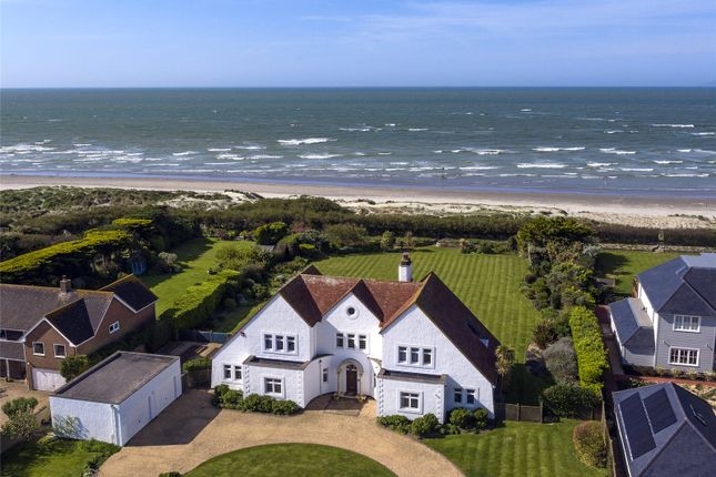 Thumbnail Detached house for sale in West Strand, West Wittering, Chichester, West Sussex
