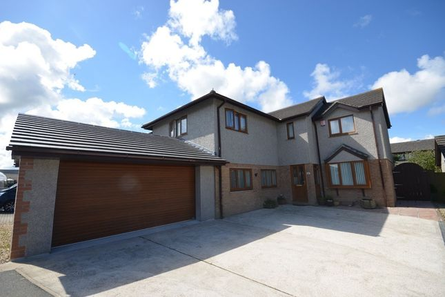 Thumbnail Detached house for sale in Wheal Agar, Pool, Redruth