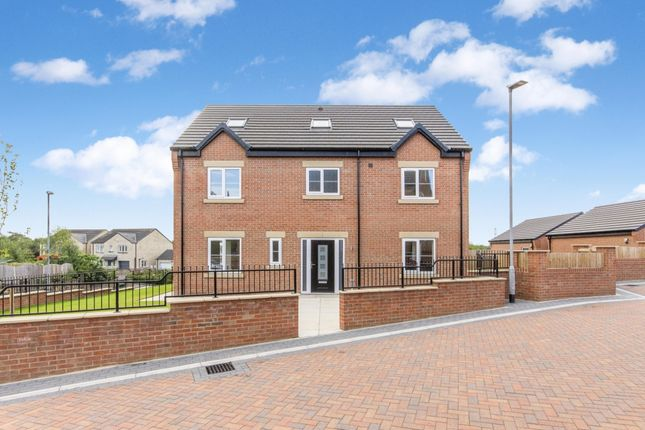 Thumbnail Detached house for sale in Main Street, South Hiendley, Barnsley, South Yorkshire