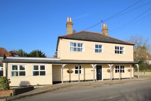 Thumbnail Detached house for sale in The Street, Feering, Colchester