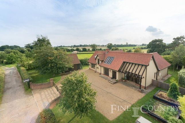 Thumbnail Detached house for sale in Short Grove Lane, Hopton, Diss