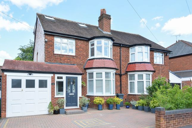 Thumbnail Property for sale in Woodbourne Road, Bearwood