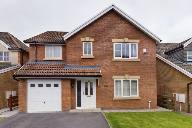 Thumbnail Detached house for sale in Parc Aberaman, Aberaman, Aberdare, Rhondda Cynon Taff