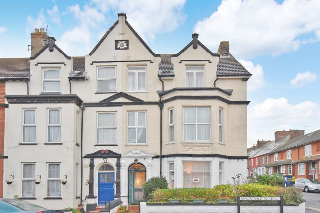 Thumbnail End terrace house for sale in Macdonald Road, Cromer