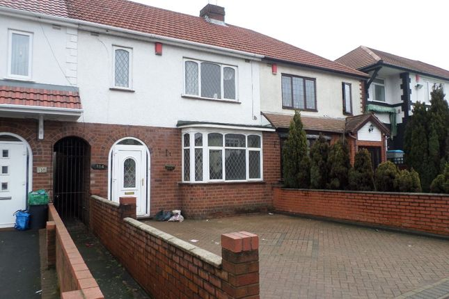 Thumbnail Town house for sale in Saltwells Road, Dudley