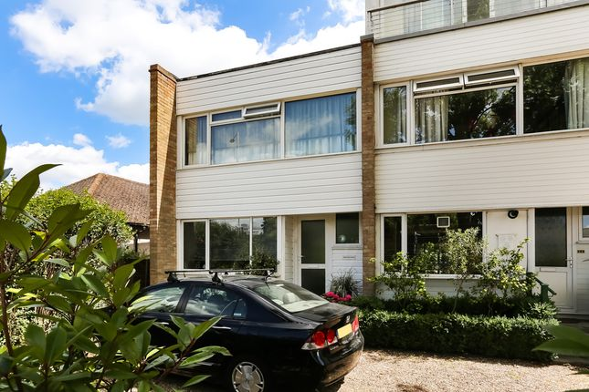 Thumbnail End terrace house to rent in Park Road, Kingston Upon Thames