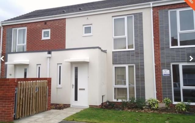 Thumbnail Terraced house to rent in Hodson Street, Southport